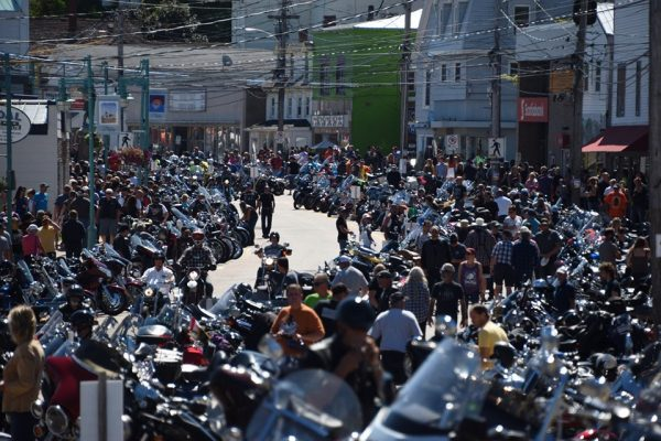 Wharf Rat Rally - Photo by Keith Weagle